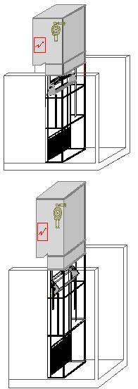 Automatska ravna rešetka tip ART