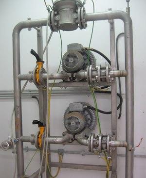 Buster stanica biogasa