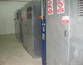 Niskopritisni kompresori - duvaljke