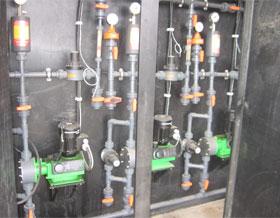 Oprema za doziranje hemikalija